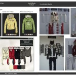 Hoodies & Coordination Boards - A&F