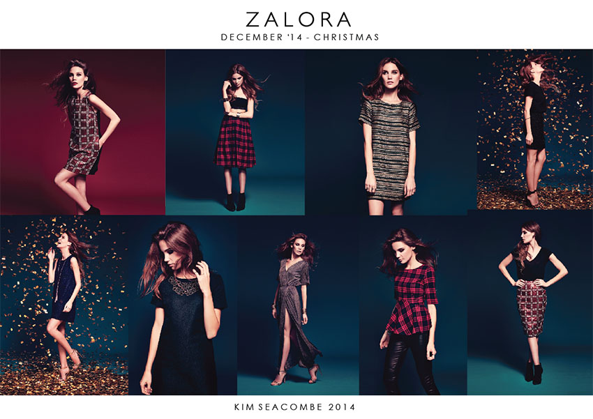 ZALORA - CHRISTMAS CAMPAIGN - DECEMBER 2014